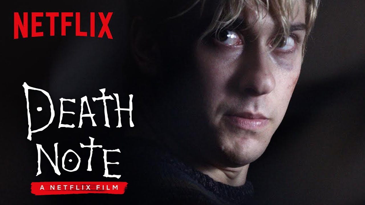 Death note netflix series streming