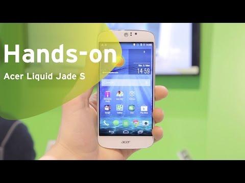 Acer Liquid Jade S hands-on (Dutch)