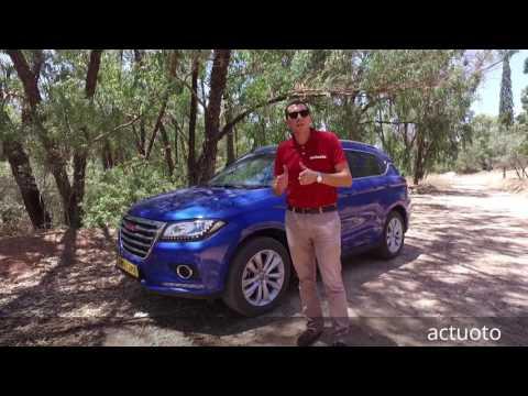 Actuoto : Haval H2, le SUV Chinois, qu'en est il? (1/3) Extérieur