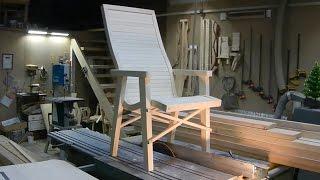 Обзор деревянных кресел для бани