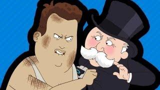 EVIL MONOPOLY MAN (Teleporting Fat Guy #8)
