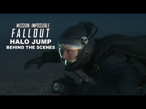 'Mission: Impossible - Fallout' HALO Jump Behind The Scenes