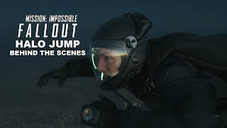 'Mission: Impossible  Fallout' HALO Jump Behind The Scenes
