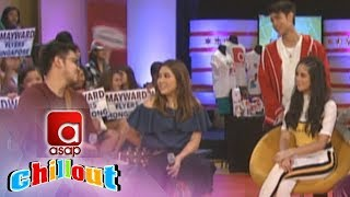 ASAP Chillout: Moira and Jason's love advice for young couples