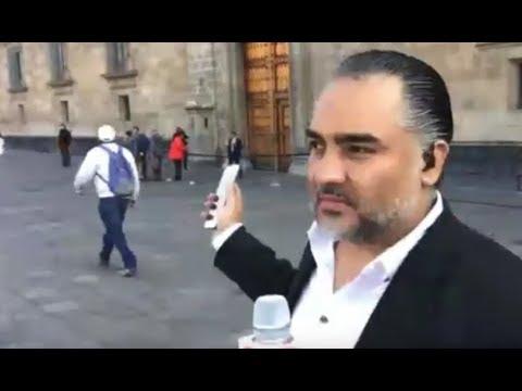 EPN: UN HIJO DE LA CHINGADA. SE GASTÓ 28 MILLONES DE DÓLARES EN MUEBLES PARA AVIÓN PRESIDENCIAL