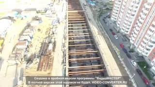 Студии в Некрасовке у метро за 2,5 млн. Фассад дома