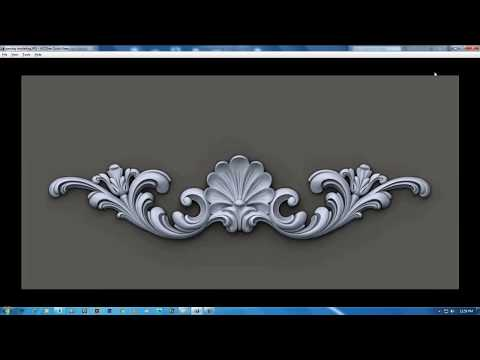 carving modeling in 3ds max pt 1| carving modeling| classic modeling tutorial | Modeling Ornamental