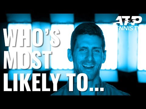 "ATP Stars Play ""Who's Most Likely To..."" 🤣 