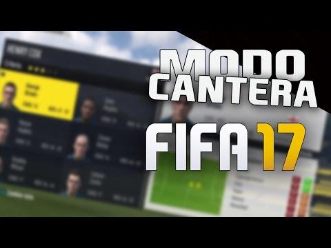 Tutorial CANTERA (Modo Manager) - FIFA 17