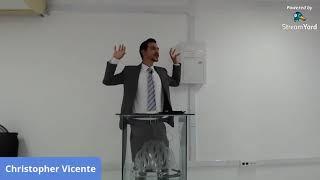 Exposição Bíblica em Hebreus 13.22-25 - Christopher Vicente