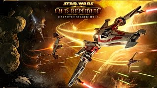 Star Wars the Old Republic Gameplay - Galactic Starfighter #7