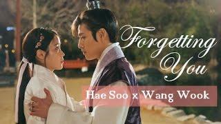 Gambar cover Hae Soo x Wang Wook (달의 연인 - 보보경심 려) Davichi-Forgetting You