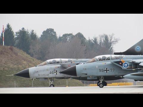 Tornado MRCA Neuburg Take Off