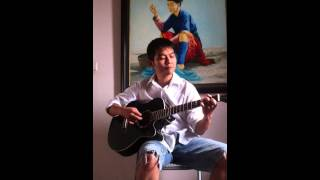 Tuổi hồng thơ ngây- Đàm Vĩnh Hưng( cover by Vũ Anh Tuấn)