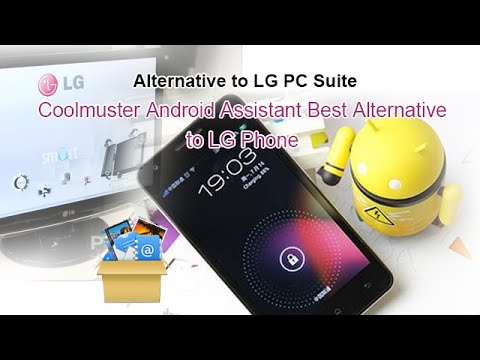 Alternative To LG PC Suite - Coolmuster Android Assistant Best Alternative To LG Phone