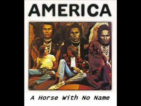America  A Horse With No Name+Lyrics
