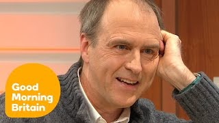 Kevin Doyle On Downton Abbey And Happy Valley | Good Morning Britain