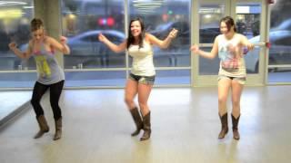 Line Dance Riverbank Stomp