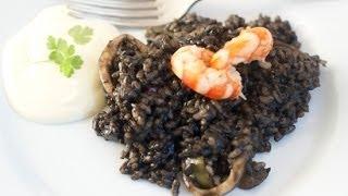 El arroz negro es un plato sabroso y saludable y además muy fácil de hacer. Así es como lo hemos preparado mi hijo y yo, espero que te guste Si te ha gustado ...