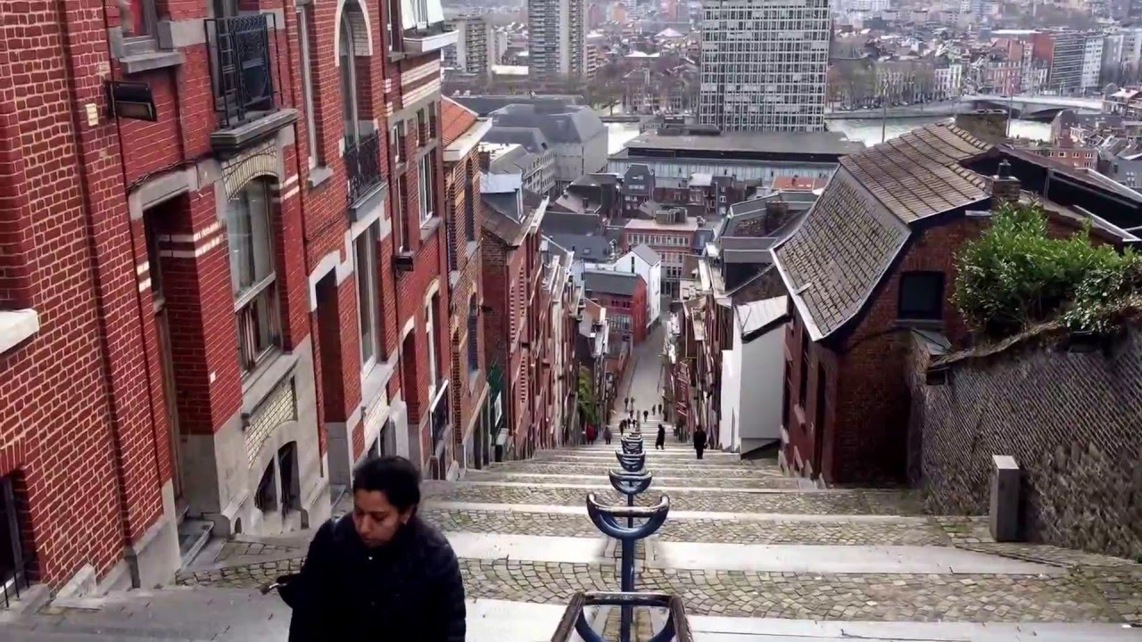 Image result for Liege, Belgium stair