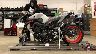 2019 Yamaha MT-10 & MT-09 | Unboxing | Motorcycle Mall
