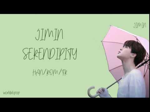 BTS(JIMIN) - SERENDIPITY [HAN/ROM/TR COLOR CODED] TÜRKÇE ALTYAZILI