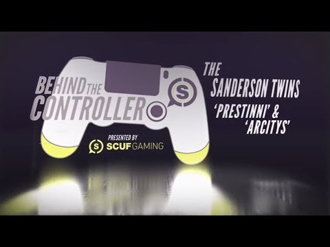 Behind the Controller:  Prestinni & Arcitys   Powered by SCUF Gaming