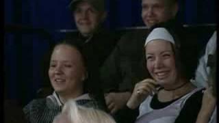 Paul Oldfield (Mr. Methane) on YLE TV2