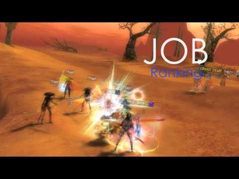 Silkroad Ghost - Trader - Job Temple - Fortress Warr