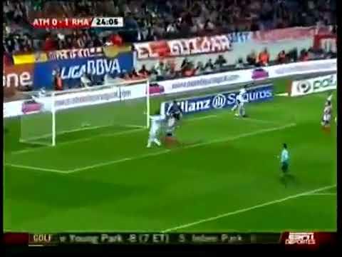 ريال مدريد 3 - 2 اتلتيكو مدريد الدوري الاسباني