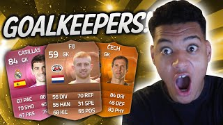 FIFA 15 - TEAM OF GOALKEEPERS Thumbnail