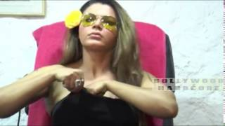 Rakhi Sawant Body Massage Video !!
