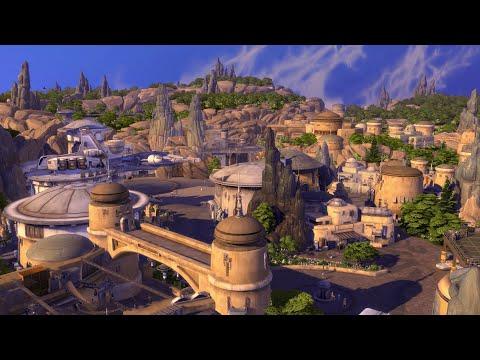 """Les Sims 4 """"Star Wars Voyage sur Batuu"""" - Disponible dès le 8 septembre"""