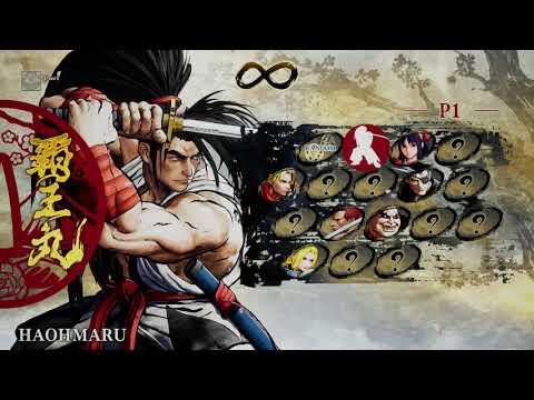 Samurai Shodown - геймплей и приблизительная дата выхода