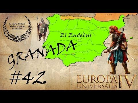 Europa Universalis 4 - Türkçe Oynanış - Andalusia- 42 - Barış