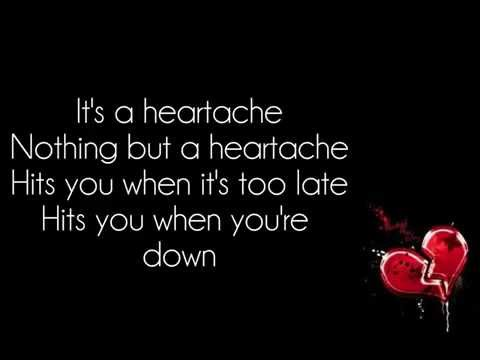 Bonnie Tyler  Its A Heartache