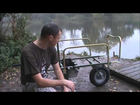Tackle Review - Cyprinus Carp Barrow / Porter XL Loader