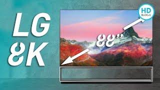 LG Z9: Il primo TV OLED 8K costa 30.000 euro MA CHE BOMBA!