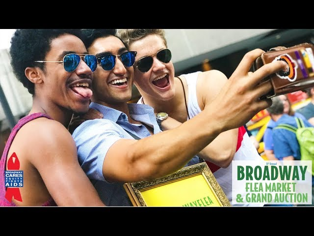 11 Surprise Finds from Broadway Flea Market & Grand Auction 2017