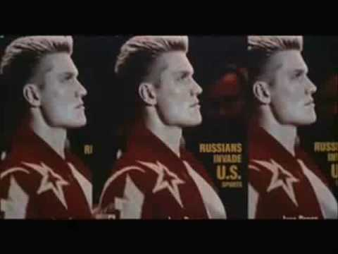 Dolph Lundgren & Electronic Body Music