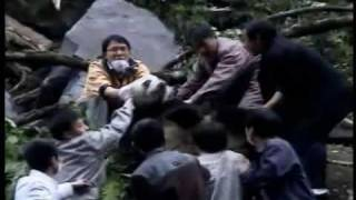 Wolong Earthquake Video from Pandas International
