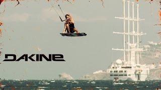 Dakine(Райдер Виталий Носенко. Кайтсерфинг в Греции, остров Миконос. Кайт школа Windy на Бугазской косе. Dakine Russia Видео..., 2015-08-29T13:05:53.000Z)