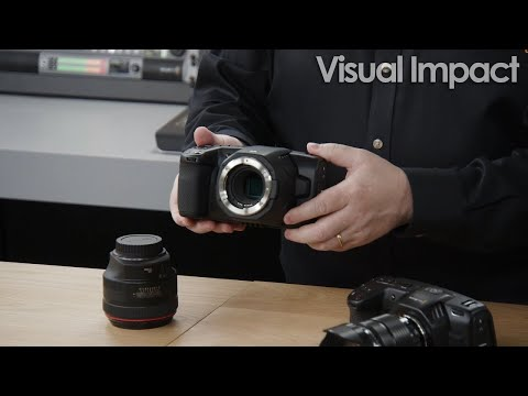 News in 90 Seconds EP 141: Blackmagic Pocket 6K, ARRI DEH-1, Metabones Speed Boosters BMPCC 4K