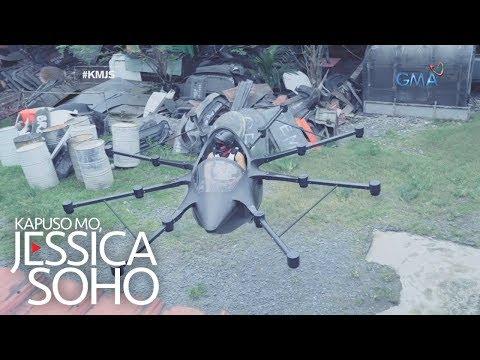 Kapuso Mo, Jessica Soho: Super sasakyan na solusyon sa traffic?