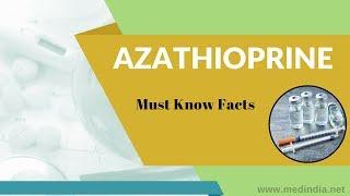 Video Azathioprine (Imuran): Immunosuppressant For Kidney Transplant Rejection and Rheumatoid Arthritis download MP3, 3GP, MP4, WEBM, AVI, FLV Agustus 2018