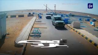 القوات المسلحة الأردنية تنشر فيديو يوضح تفاصيل مقتل 3 أمريكيين في الجفر - (25-7-2017)