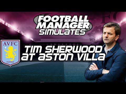 Football Manager Simulates: Tim Sherwood at Aston Villa