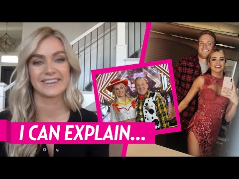 Pregnant Lindsay Arnold Shows Us the First Time She Saw Her Baby Bump