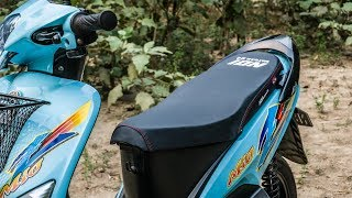NOIWATDAN Flatseat For Yamaha Mio Sporty