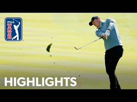 Every eagle from off the green during round 3 at AT&T Pebble Beach | 2021